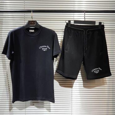 Мужская одежда - Кыргызстан: Легкие и удобные двойки на Лето. Производство- Турция Размеры: S, M