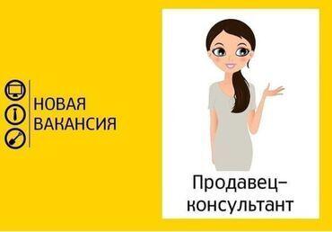 продажа духовок в Кыргызстан: Продавец-консультант. 6/1