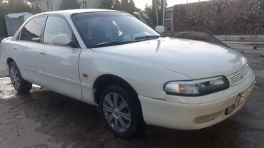 Транспорт - Каракол: Mazda 626 1.8 л. 1992 | 364392 км
