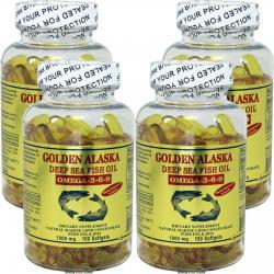 Омега -369, рыбий жир из США, количество - 100