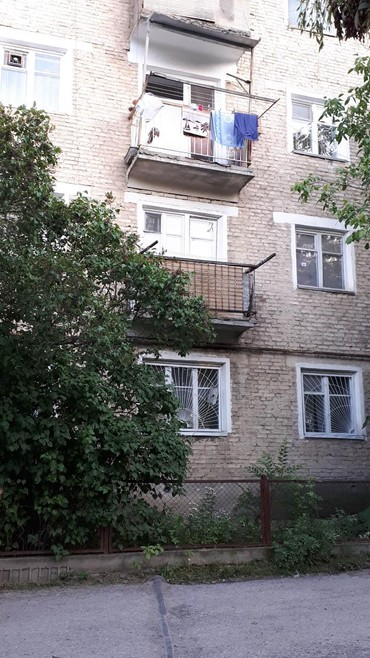 вип-квартира в Кыргызстан: Продается квартира: 3 комнаты, 53 кв. м