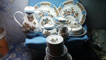 Сервиз на 12 персон ГДР, сов .периода.10000с в Бишкек