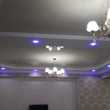 Натяжные потолки, отделочные работы в Бишкек