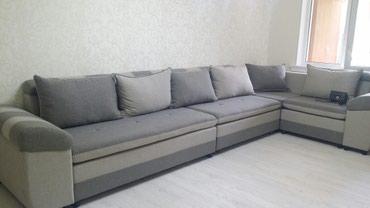 Продаю диван, состояние новое, цена 27000. По всем вопросам звоните в Бишкек