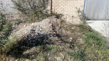 Отдаю  бесплатно песок и отцеп. 2-портер. в Бишкек
