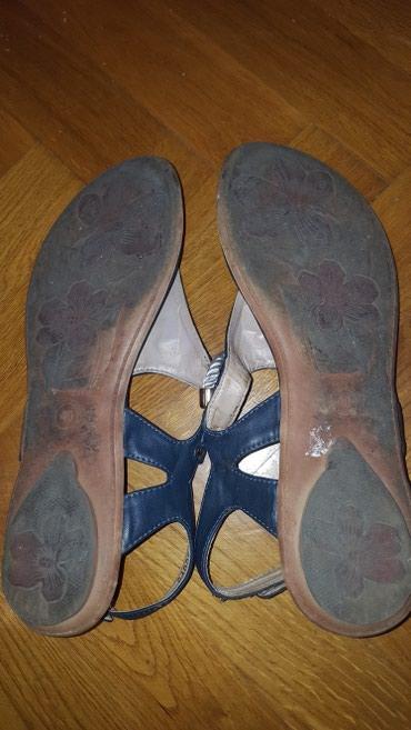 Lepa zenska sandala. ocuvana. Broj 40, gaziste 25cm. - Vrsac - slika 6