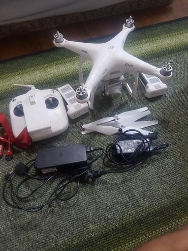 Кадрокоптер Phantom 3 se. камера 4к. две ботарейки, две зарядки. новый