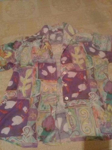 Блузка женская,цветная,р.50-52 в Лебединовка