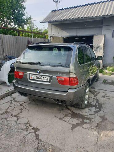 диски на бмв x5 в Кыргызстан: BMW X5 4.4 л. 2006