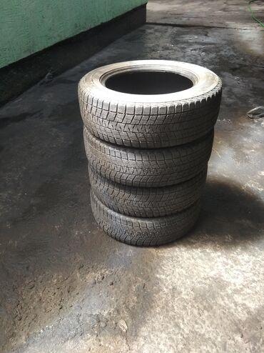 Продаю комплект шины зимние в хорошем состоянии почти новые
