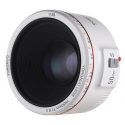 50mm - Azərbaycan: Lens Yongnuo 50mm F/1.8 II Canon ucun xususi buraxilmish obyetivi