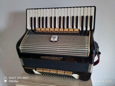 Harmonike | Srbija: Na prodaju xarmoniks weltmaster 96basa 9+5reg u basu harmonika lepo