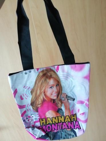 Hannah Montana torbica za devojčice - Obrenovac