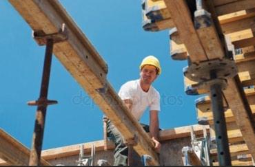 БИШКЕК строителей с нуля под ключ в Бишкек