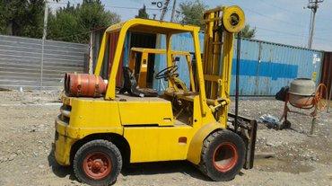 Продаю! Погрузчик ! кара ! Тойота  не давно привезен  из Германии в Бишкек