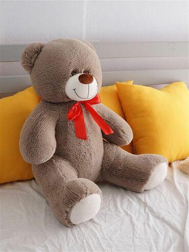 Игрушки - Лебединовка: Мягкая игрушка большой плюшевый Русский медведь