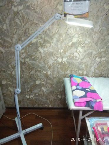 Лампа для наращивание ресниц,новая в коробке в Бишкек