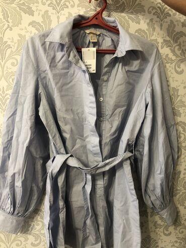 Рубашка фонарик, H&M Покупала в Дубае размер s, 1000 сом