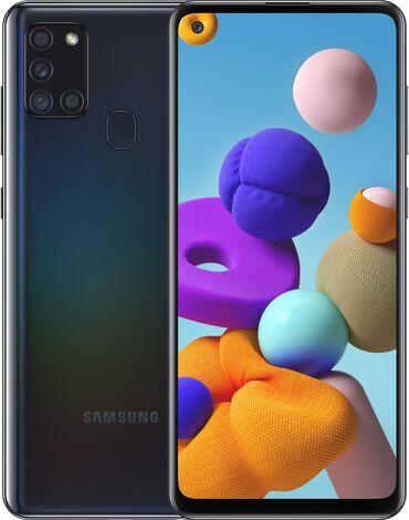 Электроника в Нахичевань: Galaxy A21s satılır 410 azn 3/32 problemsizdir ciddi alıcılar elage