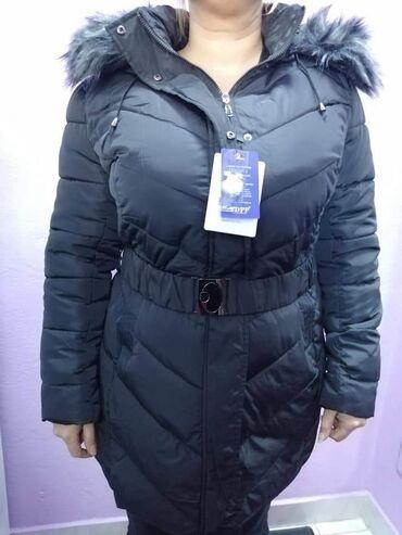 Zenska zimska jaknaVel XL-2XL-3XL-4XL-5XL.Cena 4000 dinKapuljaca se