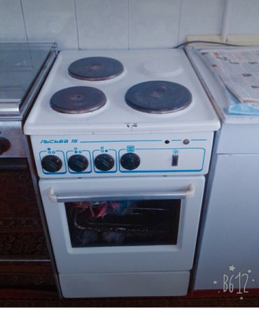 Плита в хорошем состоянии в Бишкек