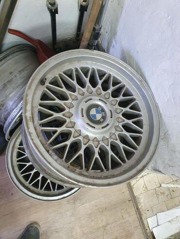 Продаю диски r16 BMW bbs 4 штуки. Не варёные. Целые в хорошем состояни