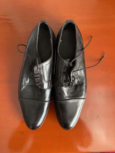 Продаю итальянские туфли.Чисто ИТАЛЬЯНСКИЙ. Размер 41.Ни разу не
