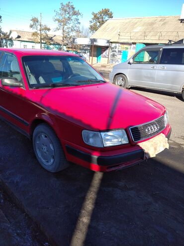 audi allroad quattro в Кыргызстан: Audi S4 2.3 л. 1991
