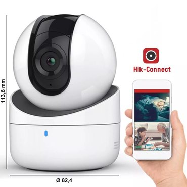 ip камера xiaomi в Азербайджан: Ip wifi kameraların quraşdırılması telefonla izlemek ucun program yazi