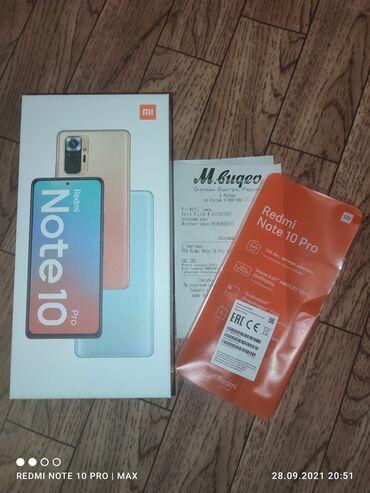 redmi note 8 pro 128gb цена в оше in Кыргызстан | ЧЕХЛЫ: Xiaomi Redmi Note 10 Pro | 128 ГБ | Голубой | Гарантия, Сенсорный, Отпечаток пальца