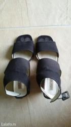 Via spiga sandale broj 39, par puta nošene kao nove. - Lebane