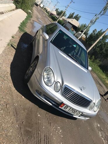 nissan салон в Ак-Джол: Mercedes-Benz E-Class 3.2 л. 2002 | 171000 км
