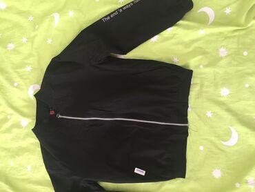 Мужская одежда - Кара-Балта: Куртка осенняя в отличном состоянии Размер 46