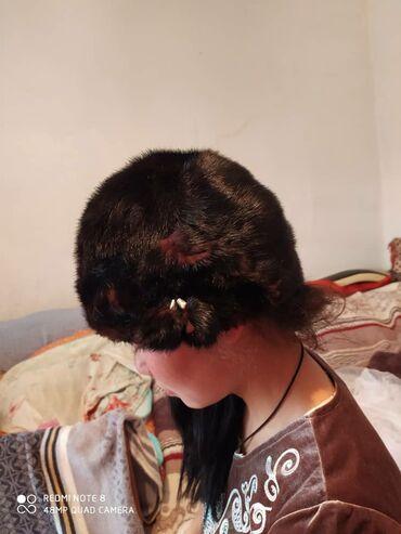 купить диски на ниву r16 бу в Кыргызстан: Норковый тумак новый жене журканым мн келген четинде бубончиги бар