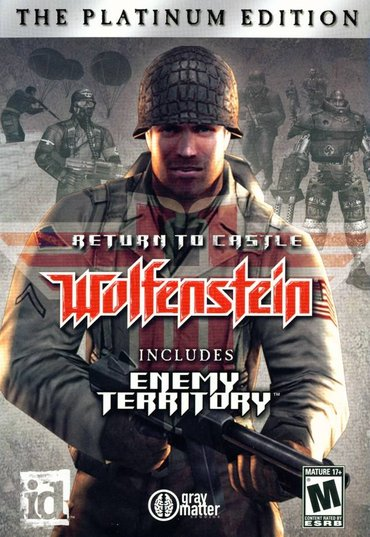 Pc igra return to castle wolfenstein 2001 - Beograd