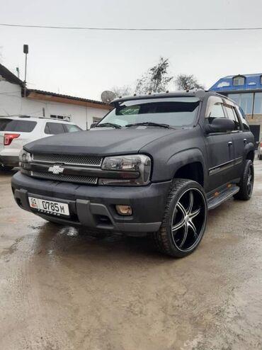 Chevrolet в Бишкек: Chevrolet Trailblazer 4.2 л. 2004   122000 км