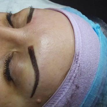 Требуются модели на татуаж бровей( в Бишкек