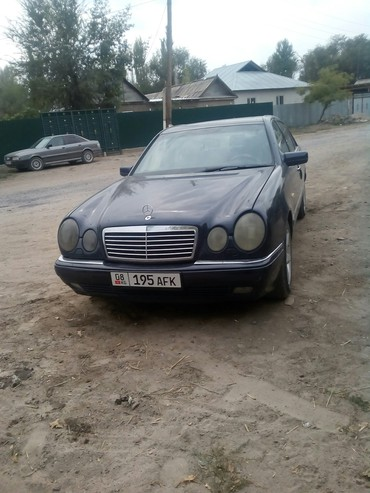купить двигатель мерседес 3 2 бензин в Кыргызстан: Mercedes-Benz 320 3.2 л. 1996