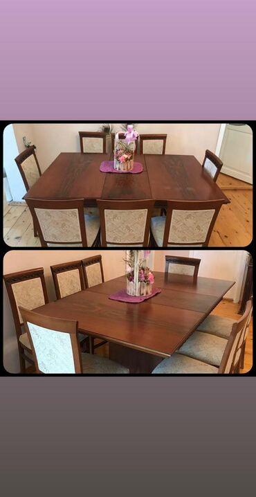 Masa desti satilir.Turkiyeden gelib,materiali temiz qoz