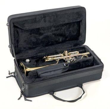 настройка пианино бишкек in Кыргызстан   ПИАНИНО, ФОРТЕПИАНО: Труба Roy Benson TR-402C  Труба строя C (цвет золото) Включает 1 компл