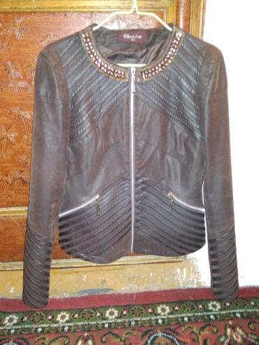 Продаю куртку и безрукавку натуралка в Бишкек
