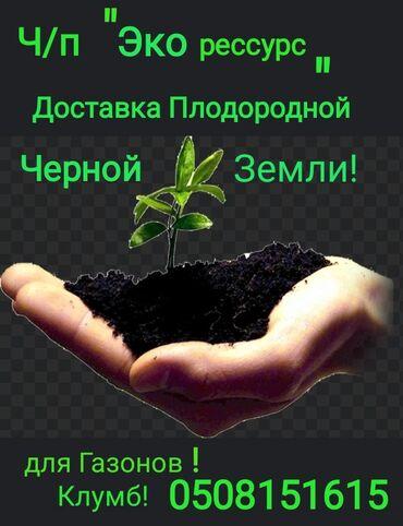 Другие товары для сада в Ак-Джол: Предастовляем !Услуги по доставке Плодородной Земли! Для вашего Газона