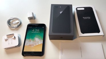 Apple iPhone 8 Plus - 256GB - Space Grey (Unlocked) σε Διδυμότειχο