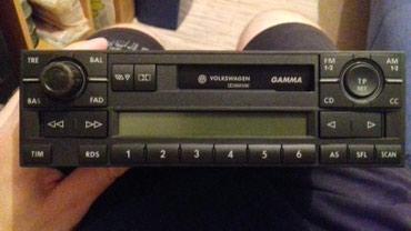 Volkswagen gamma fabricki radio - Zrenjanin