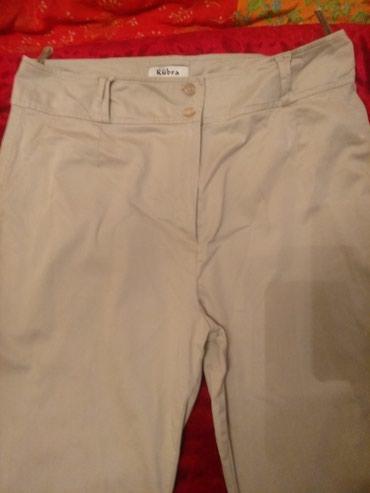 Женские брюки и капри 50-52 размера. Всего по 50 сом. в Кок-Ой