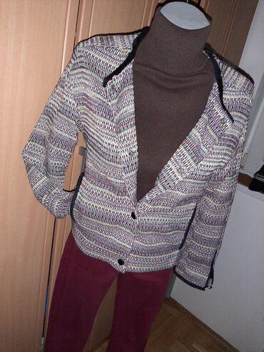 Kostimi - Srbija: Set S/M velicine. Blejzer Mango, rolka Zara i pantalone Bershka. Cena