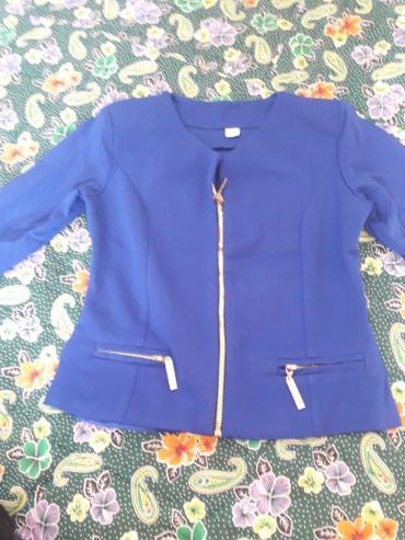 темно синее в Кыргызстан: Новый пиджак. самопошив размер 44 цвет темно синий