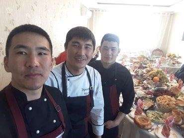 Повар кызматтарын корсотобуз, кыз в Бишкек