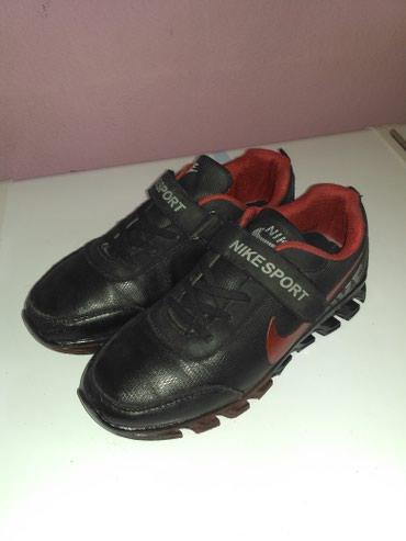 Кроссовки Nike 35 размер, оригинал. Состояние отличное. в Бишкек