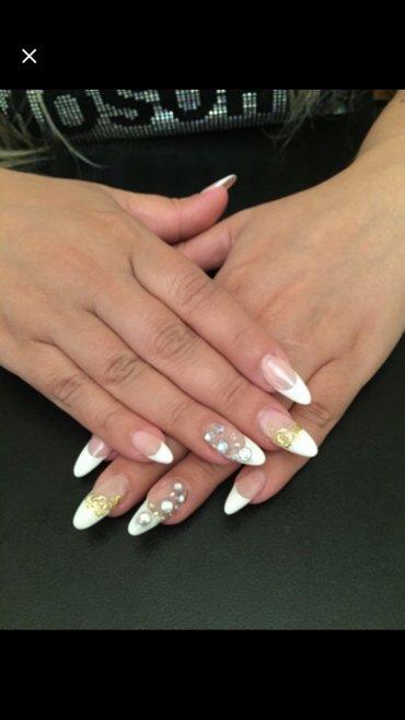 Bakı şəhərində Наращивание ногтей